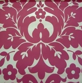 Roze Barok 6807-6 Behang Aanbieding Spits