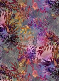 Komar Stories 4-211 Wild Garden/Bloemen/Botanisch Fotobehang - Noordwand