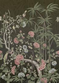 Hookedonwalls Daimon Wandpaneel DAD23283 Garden of Daimon/Botanisch/Natuurlijk