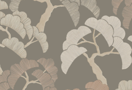 Hookedonwalls Exotique Behang 17221 Carmona/Botanisch/Bomen/Natuurlijk/Bonsai