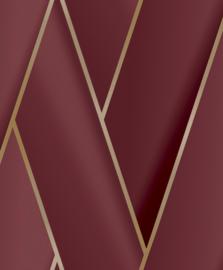Dutch Wallcoverings Onyx Behang M34810 Modern/Grafisch/Abstract