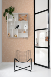Esta Home Art Deco Behang 156-139214 Faces/Art Deco/Modern/Grafisch/Gezicht