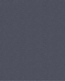 Eijffinger Bold Behang 395853 Retro/Chic/Glitter/Structuren/Blauw