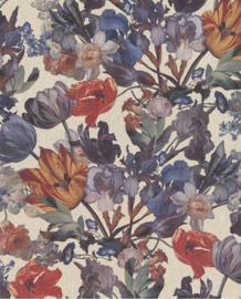 Eijffinger Masterpiece Behang 358011 Klassiek/Romantisch/Bloemen
