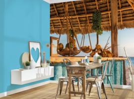 AS Creation Designwalls DD118658 Beach Bar/Travelling/Natuur/Tropisch