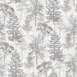 Noordwand Evergreen Behang 7311 Bomen/Natuurlijk/Landelijk