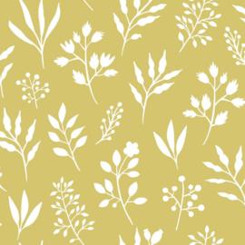Esta Home Scandi Cool Behang 152-139086 Scandinavisch/Bloemmotief/Bladeren