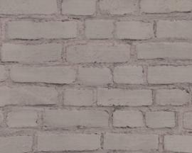 AS Creation New Studio 2.0 Behang 37414-3 Baksteen/Stenen/Landelijk/Modern
