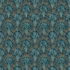 Dutch Wallcoverings Jungle Fever Behang JF3001 Deco Fan/Grafisch/Ornament/Klassiek/Modern