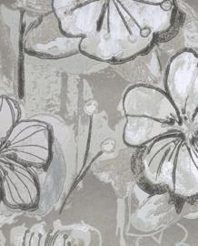 Eijffinger Bloom Behang 340035 Bloemen/Fantasie