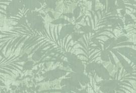 Hookedonwalls Tropical Blend Behang 33653 Velocity/Botanisch/Bladeren/Natuurlijk