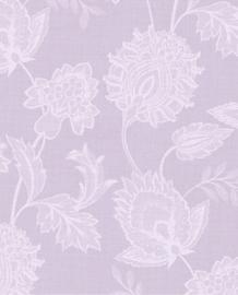 Eijffinger Savor Behang  353072 Bloemen/Romantisch/Paars/Lila/Botanisch