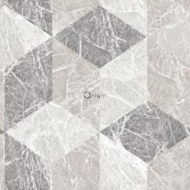 Origin Matieres Stone Behang 349-347317 Marmer/Steen/Grafisch/3D/Modern