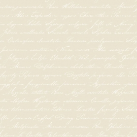 Esta Home Ginger Behang 128033 Romantisch/Geschreven Tekst