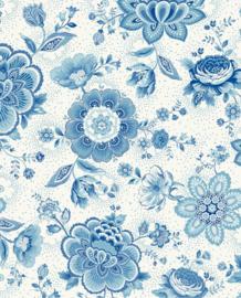 Eijffinger Pip Studio 3 Behang 341012 Folklore Chintz Light Blue/Romantisch/Bloemen/Blauw