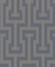 Rasch Sparkling 523928 Modern/Grafisch/Glitter Behang