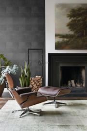 Origin Luxury Skins WallpaperXXL 357240 Leather Look Dark Grey/Leer Look/Blok