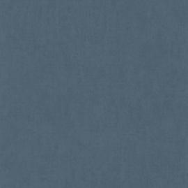Rasch Bambino XVIII 247480 Uni/Blauw/Peuter/Kleuter Behang