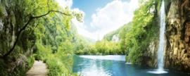 Dimex Fotobehang Relax In Forest MP-2-0085 Panorama/Bos/landschap/Meer