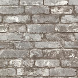 Dutch Wallcoverings Trilogy Behang FD21259 Stenen/Baksteen/Landelijk