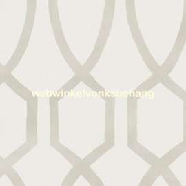 Eijffinger Stripes+ Behang. 377044 Modern/Offwhite/Zand