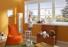 Noordwand/Komar Disney Edition4  Raamsticker 16403 Disney Winnie the Pooh