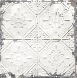 Dutch Wallcoverings Trilogy Behang FD22305 Tegel/Ornament/Verweerd/Vintage