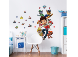 Walltastic Paw Patrol 44623 Large Character Sticker - Dutch Wallcoverings