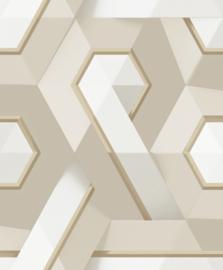 Dutch Wallcoverings Onyx Behang M35407 Modern/Grafisch/Abstract
