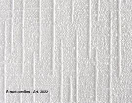 Intervos Structuurvlies 3022 Structuurvlies/Structuur/Overschilderbaar /Vlies Behang