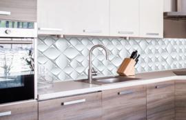Dimex Zelfklevende Keuken Achterwand Art Wall KL-260-095 Modern/3D/Keuken Behang