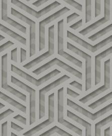 Dutch Wallcoverings Onyx Behang M35009 Modern/Grafisch/Abstract