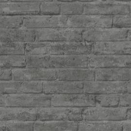 AS Creation Elements Behang 37747-6 Baksteen/Stenen/Landelijk/Natuurlijk
