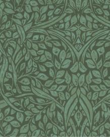 Eijffinger Carmen Behang 392512 Scandinavisch/Klassiek/Romantisch/Bladeren