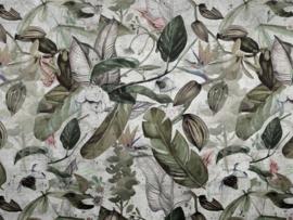 BN Studios/BN Wallcoverings Murals Fotobehang 200403 Concrete Jungle/Beton/Botanisch/Modern