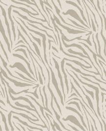 Eijffinger Skin Behang Fotobehang 300600 Zebra Naturel/Dieren/Huiden/Safari