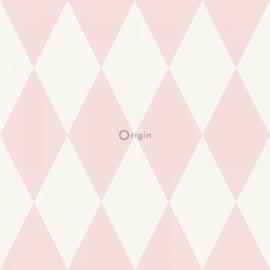 Origin Precious Behang 352-347694 Ruiten/Landelijk/Romantisch/Roze