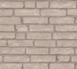 AS Creation Industrial Behang 37747-3 Bakstenen/Stenen/Modern/Landelijk/Natuurlijk