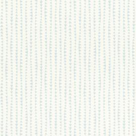 Rasch Bambino XVIII 249132 Uni/Streep/Modern/Scandinavisch/Driehoek/Kinderkamer Behang