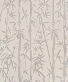 BN Wallcoverings/Voca Zen Behang 220321 Bamboo Garden/Bamboe/Takken/Bomen/Natuurlijk