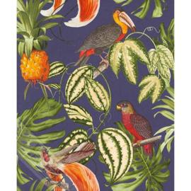 Behangexpresse Paradisio Behang 6302-08 Botanisch/Bladeren/Vogels Behang