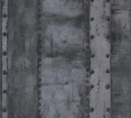 AS Creation Industrial Behang 37743-4 Metaal/Industrieel/Landelijk/Modern