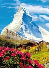 Fotobehang. 373 Matterhorn-de Jong`s Wandbekleding