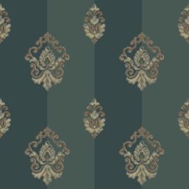 Noordwand Glamour Cristiana Masi Behang 4625 Barok/Ornament/Strepen/Klassiek