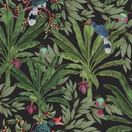 Esta Home Paradise Behang 154-139190 Tropical/Vogels/Botanisch