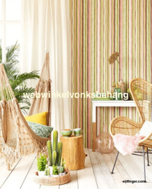 Behang. 377015 Stripes+-Eijffinger
