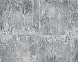 AS Creation Elements Behang 36118-3 Metals/Verweerd/Modern/Landelijk/Metaal Structuur