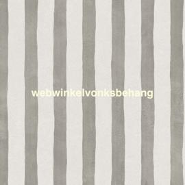Eijffinger Stripes+ Behang. 377052 Strepen/Offwhite/Levertint