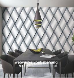Marburg Smart Art Aspiration Fotobehang 46787 Tessa/Modern/Ruit/3D