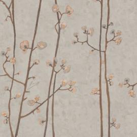 BN Wallcoverings van Gogh 2 Behang 220022 Bloesemtak/Natuurlijk/Romantisch